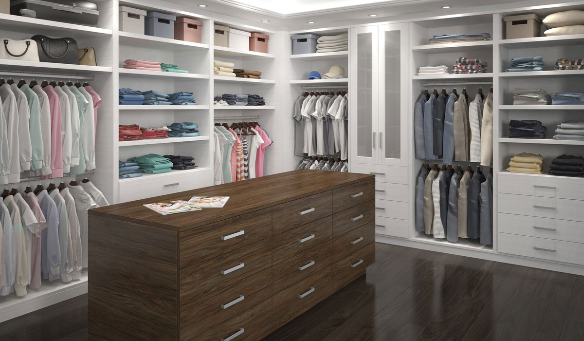 Custom Closet Organization Amp Storage Boston Closet Company