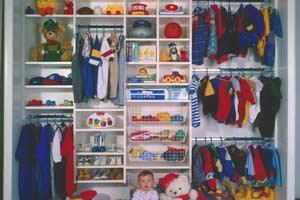 Superieur Reach In Closets