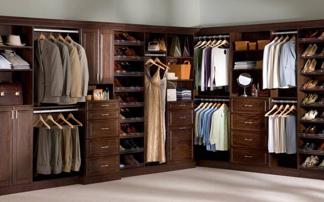 Boston Ma Closets Walk In Design Custom Shelving Cabinet