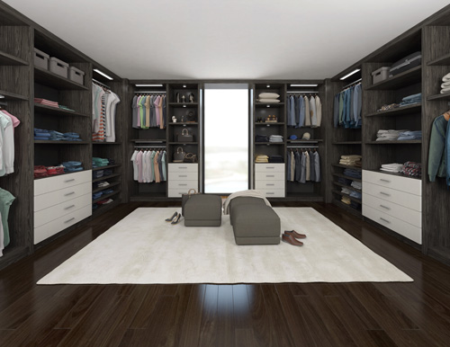 Our Only Goal Is To Provide Closet Organization Solutions For Every Space  In Your Boston Home.