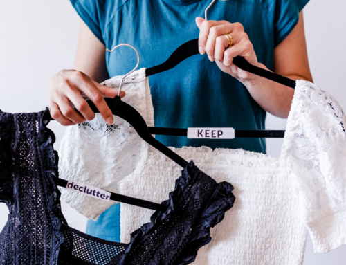 Why Your Closet Should Be The First Thing You Tackle On Your 2020 Spring Cleaning To-do List