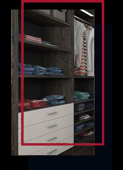 Boston Closet - Custom Closet Designs