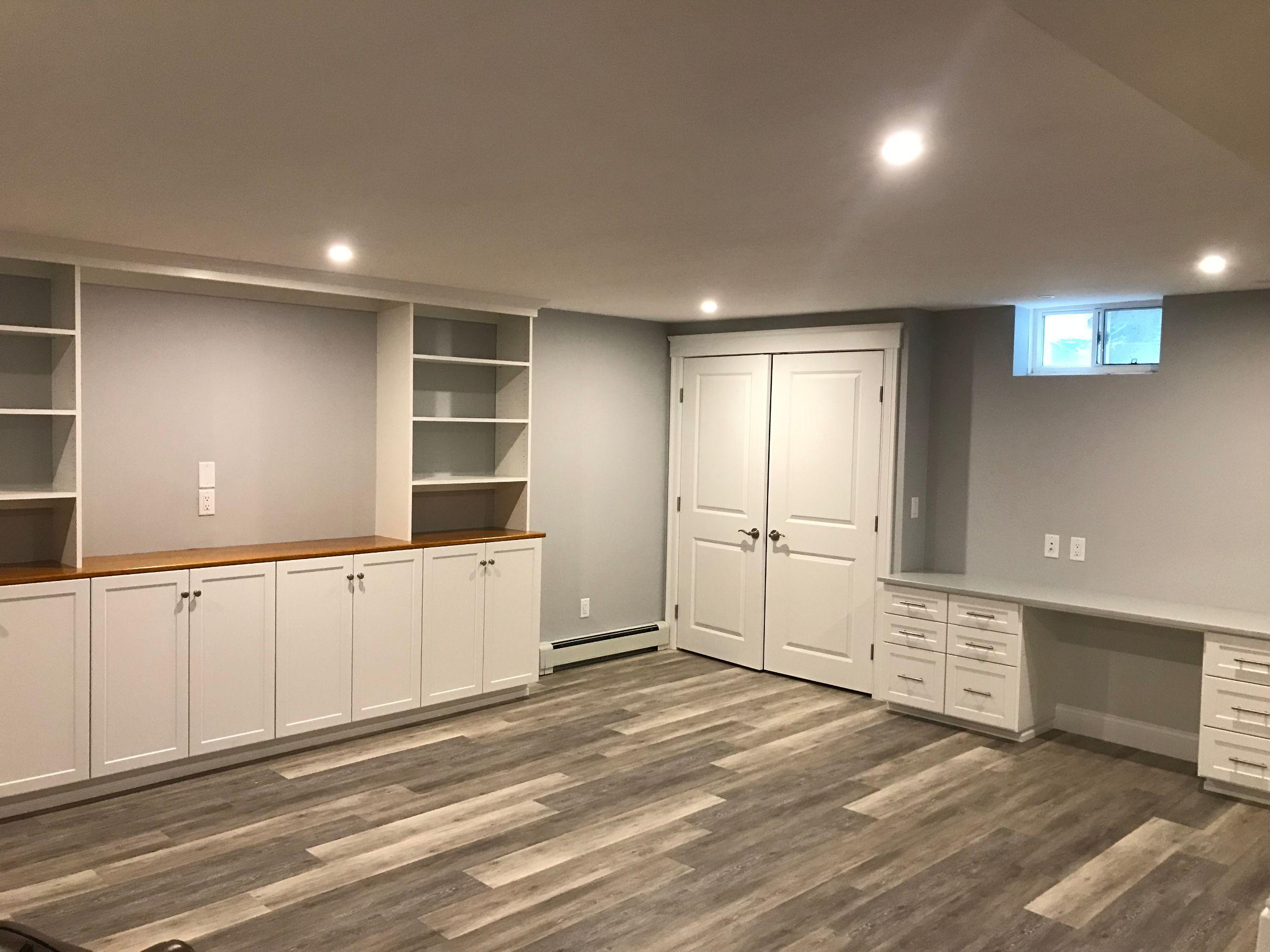 New Entertainment Center - Boston Closet