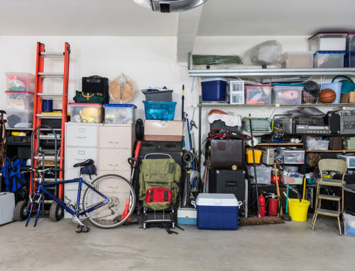 How Custom Garage Organizers Help with Spring Cleaning